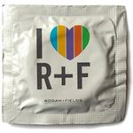 Custom Custom Condom Foils w/ Full-Color Imprint