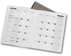 Custom Monthly Desk Planner (7