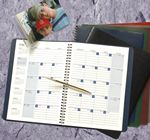 Custom Monthly Desk Planner