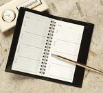 Custom Undated Pocket Weekly Planner