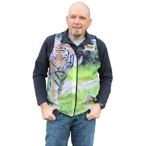 Volunteer / Event Vest Plus 2XL-3XL
