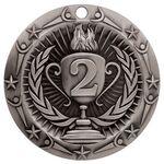 Custom 3'' World Class Medallion 2nd Place