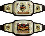 Custom Championship Award Belt- Poker/Gaming