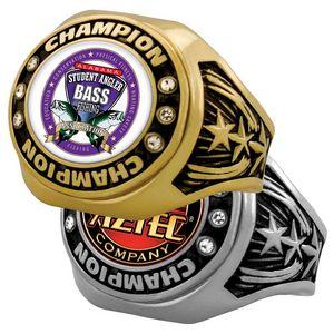 Express Vibraprint Bright Star Championship Rings