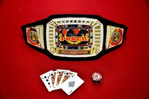 Express Custom Championship Award Belt