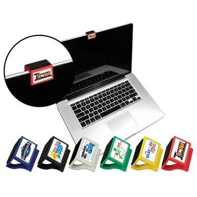 Express Vibraprint™ Webcam Cover & Screen Cleaner