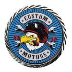 Custom 1 3/4