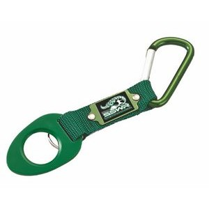 Carabiner Bottle Holder Keytag