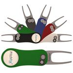 Custom Pitchfix Original Golf Divot Tool