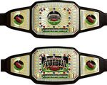 Custom Championship Award Belt- Fantasy Football