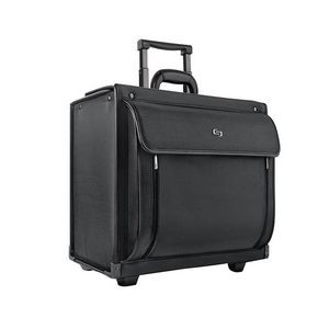 Solo Herald Rolling Catalog Hard Case
