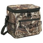 Custom 24-Can Camo Cooler