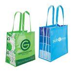 Custom Laminated Shopper Tote Bag