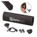 Custom STiCK Wireless Bluetooth Earbuds