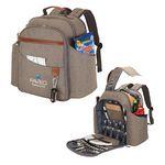 Custom Carlsbad Picnic Set & Cooler Backpack