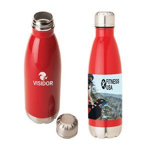 17 Oz. Stainless Steel Vacuum Bottle
