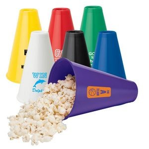 Shout-out Megaphone / Popcorn Holder