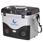 Custom Radio Cooler w/ CD, MP3, AM & FM Access