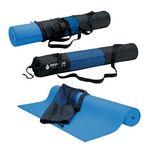 Custom Yoga Mat w/ Carry Bag