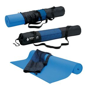 Yoga Mat w/ Carry Bag