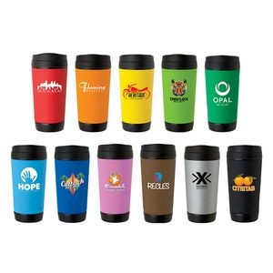 Perka Hibiscus I 17oz Insulated Mug