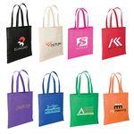Custom Recyclable Slim Tote Bag