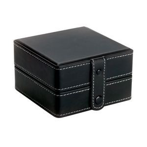 WCP26 Black Leatherette Gift Box