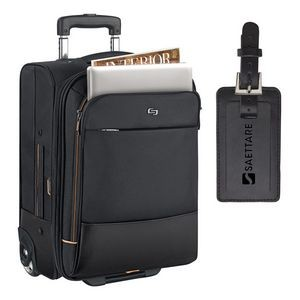 Solo Urban Rolling Overnighter Case
