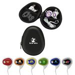 Custom Xoopar White Ring Series Bluetooth Earbuds