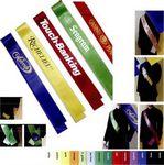Custom Premium Grade Satin Sash(3