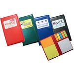 Custom Leatherette Sticky Note Case