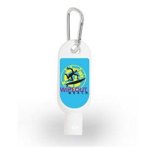 1 Oz. Sunscreen w/Carabiner