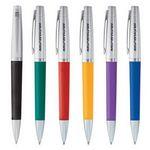 Custom Endorser Solid Brass Twist Action Ballpoint Pen
