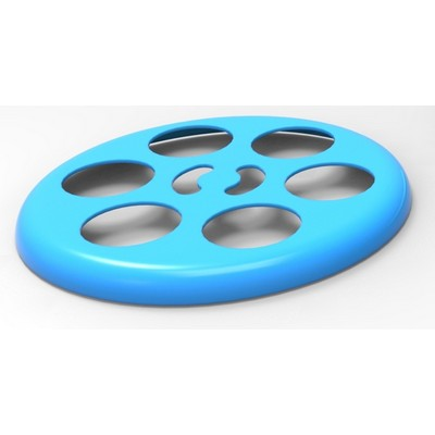 6 Cup Flying Disc Traybee Cup Holder