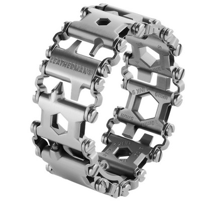 Leatherman® Tread™ Bracelet - Stainless Steel