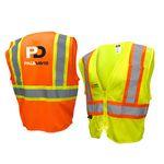 Custom Class 2 Safety Vest