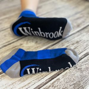 Short Athletic Custom Socks