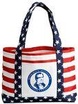 Custom Stars & Stripes Tote Bag