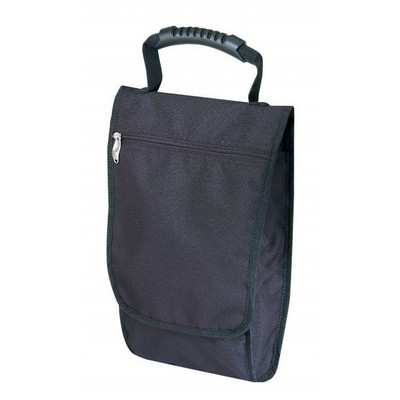 Ripstop Polyester Golf Shoe Bag