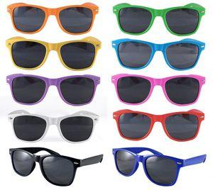 Custom Fun Color 80's Style Sunglasses