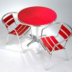Custom Bistro Collection Table and Chairs