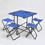 Custom The Stadium Table and Chairs