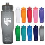 Custom 28oz. Poly-Clean Fitness Water Bottle