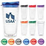 Custom 16oz. Tritan Double Wall Verano Tumbler