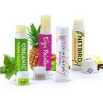Custom Natural Beeswax Value Lip Balm