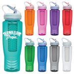 Custom 28oz. Fruit Infuser Water Bottle