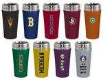 Custom 16 Oz. Stainless Steel Soft Touch Tumbler