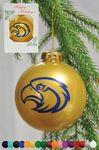 Custom Round Shatterproof Ornament