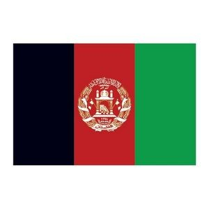 Afghanistan Flag Temporary Tattoo