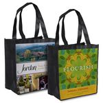 Custom Eco-Friendly Reusable Tote Bags NO MINIMUMS, No Set Ups